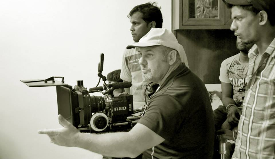 using the Red on a feature film in India